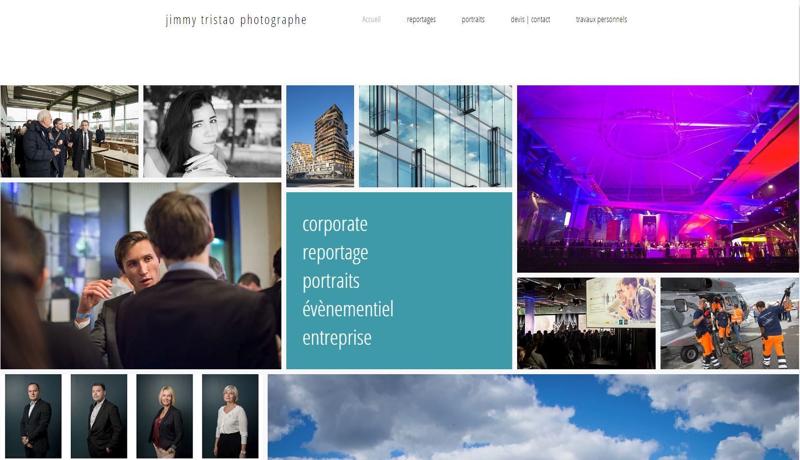 Détails : Jimmy Tristao photographe Coporate